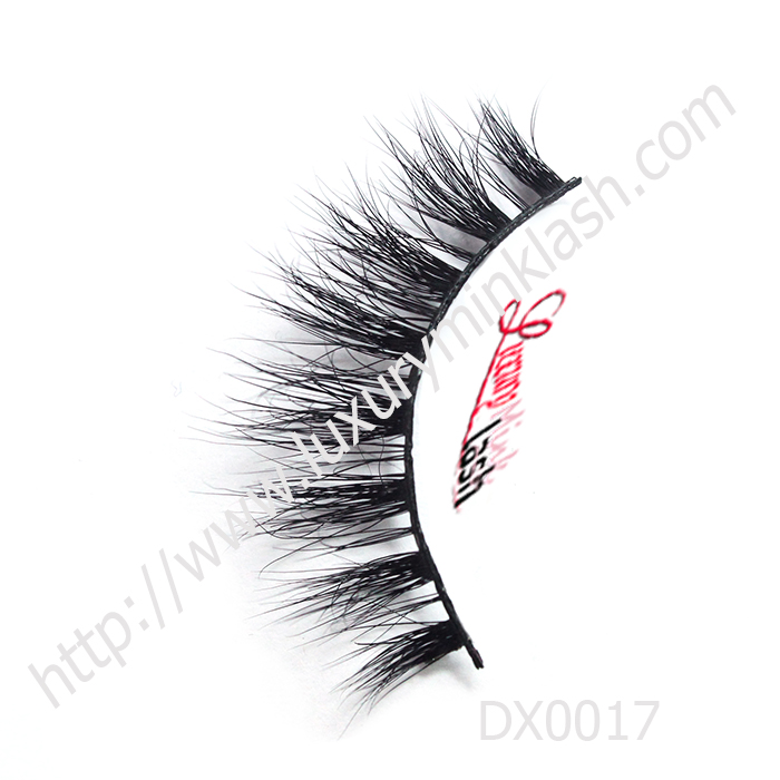 Private labeling high quality 3d mink lashes