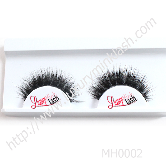 Real 3D Horse Hair Eyelashes