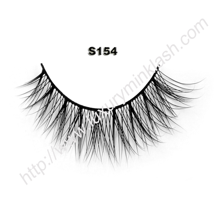Regular Mink Lashes Factory S154