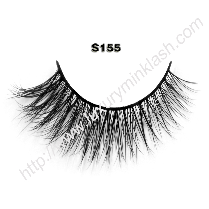 Regular Mink Lashes Supplier S155