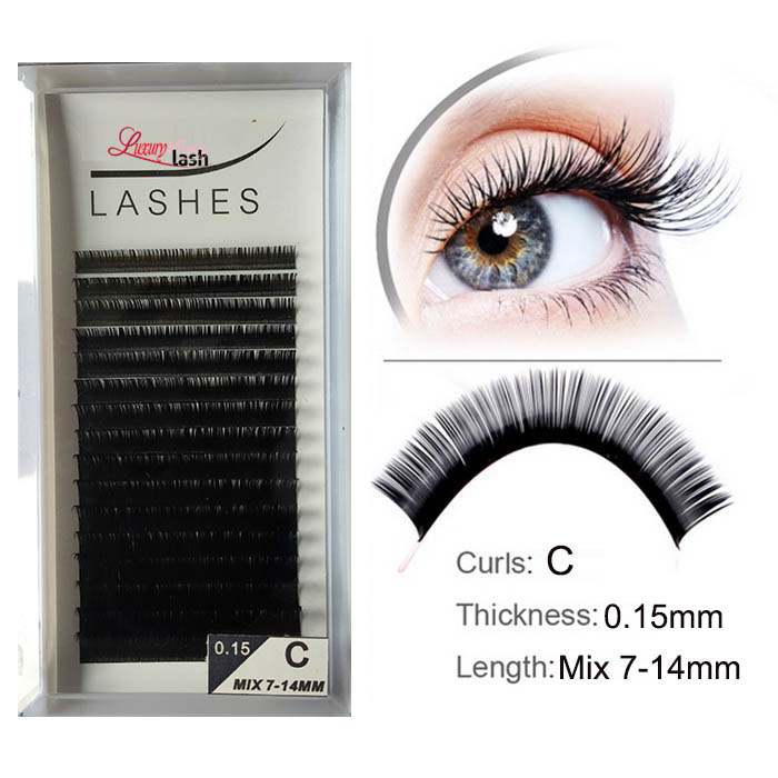 Silk Eyelash Extensions For Sale