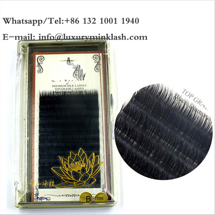 Eyelash extensions manufacturer wholesaler