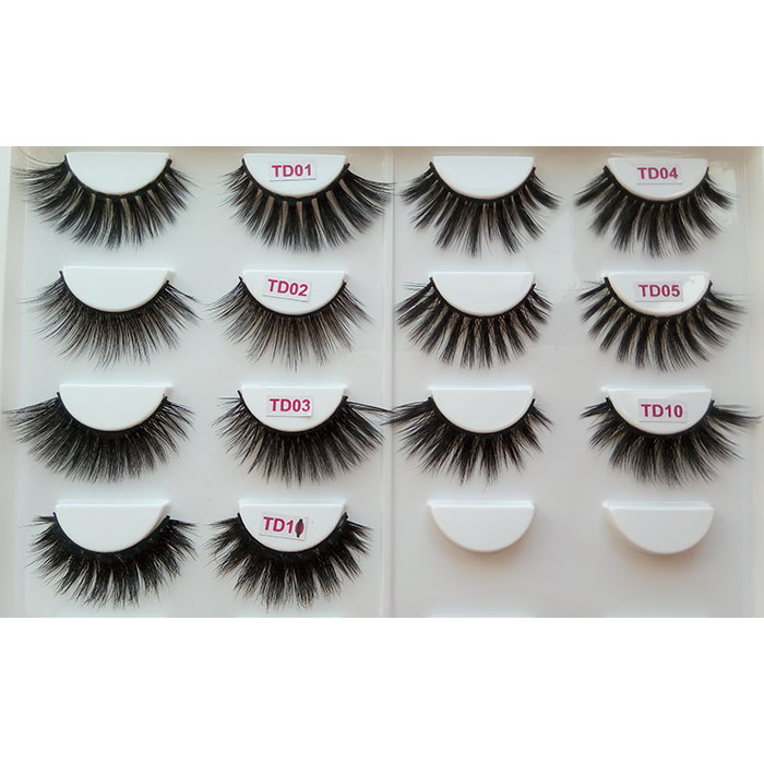 Faux Silk Mink 3D Eyelash Suppliers