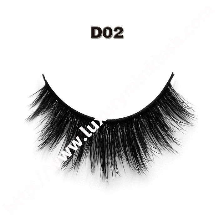 Best Natural Velour Lashes D02