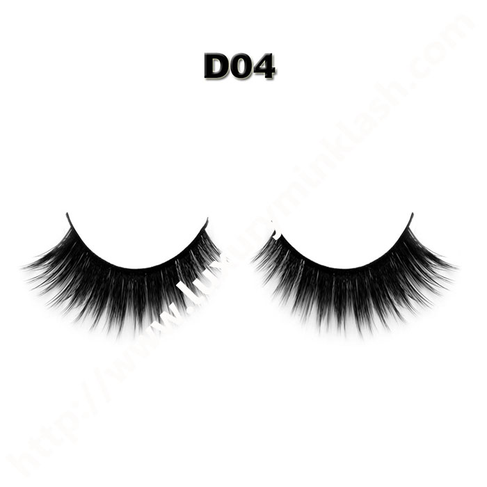 best velour lashes for almond eyes D04
