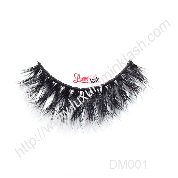 Thick 3D Mink Eyelashes-DM001