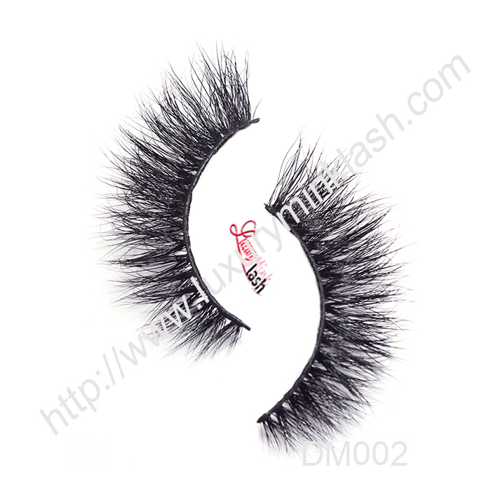 Thick 3D Mink Eyelashes-DM002