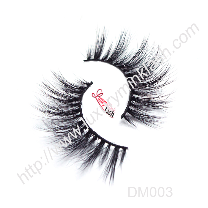 Thick 3D Mink Eyelashes-DM003