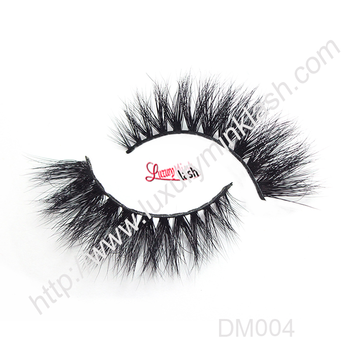 Best selling 3D Mink Eyelashes DM004
