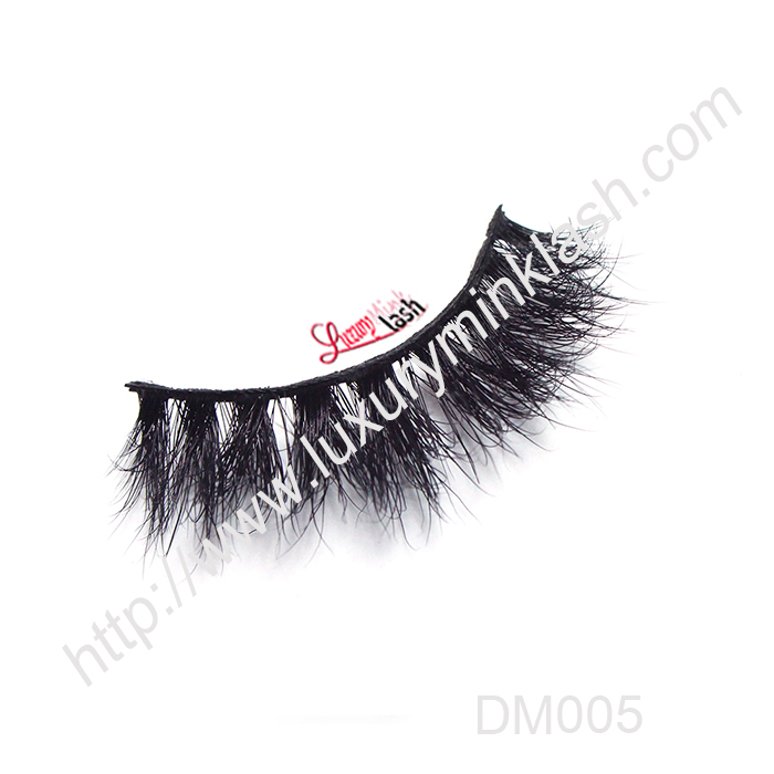 Thick 3D Mink Eyelashes Suppliers DM005