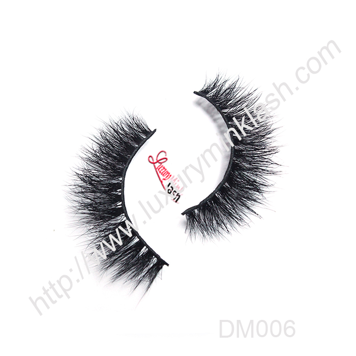 Wholesale 3D Mink Eyelashes DM006