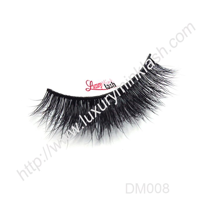 Best Wholesale  3D Mink Eyelashes DM008