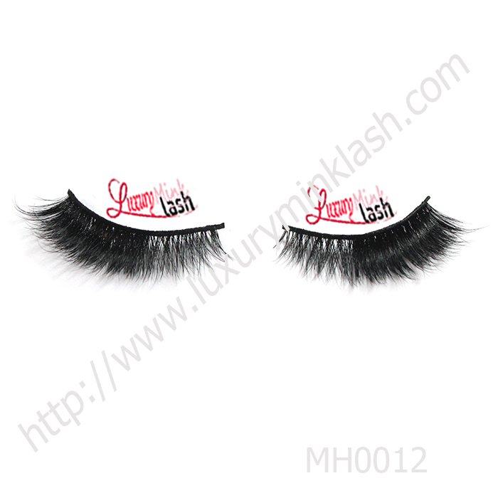 Top Quality Horse Fur Eyelashes