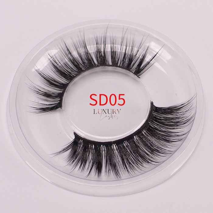 Top quality 3d silk eyelashes SD05 wholesale