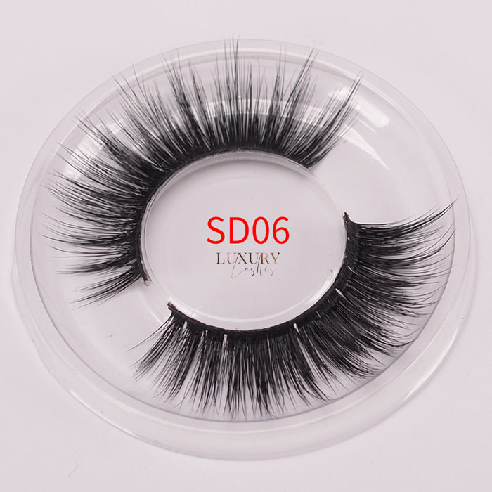 Top quality 3d silk eyelashes SD06 wholesale