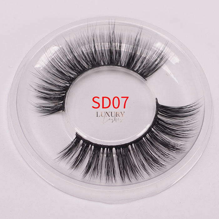 Top quality 3d silk eyelashes SD07 wholesale