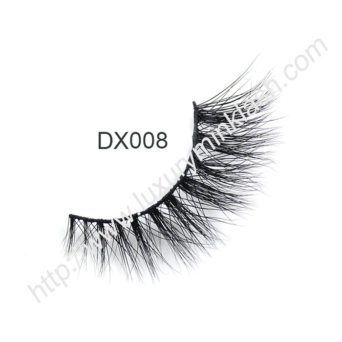 Wholesale 3D Lashes DX008