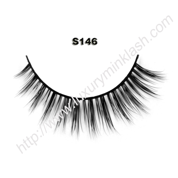 Wholesale Hot Selling Styles mink lashes S146