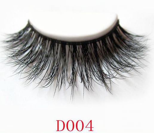 Wholesale best permant real 3D mink lashes
