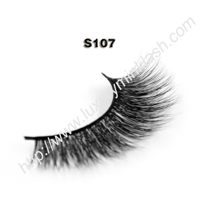 Wholesale Regular Mink Lashes S107