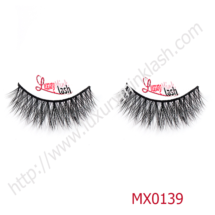 Wholesale best permant real 3D mink eyelashes