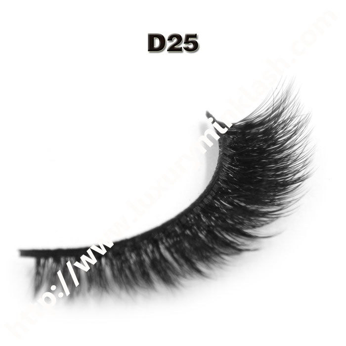 3D Velour Eyelashes wholesale-D25