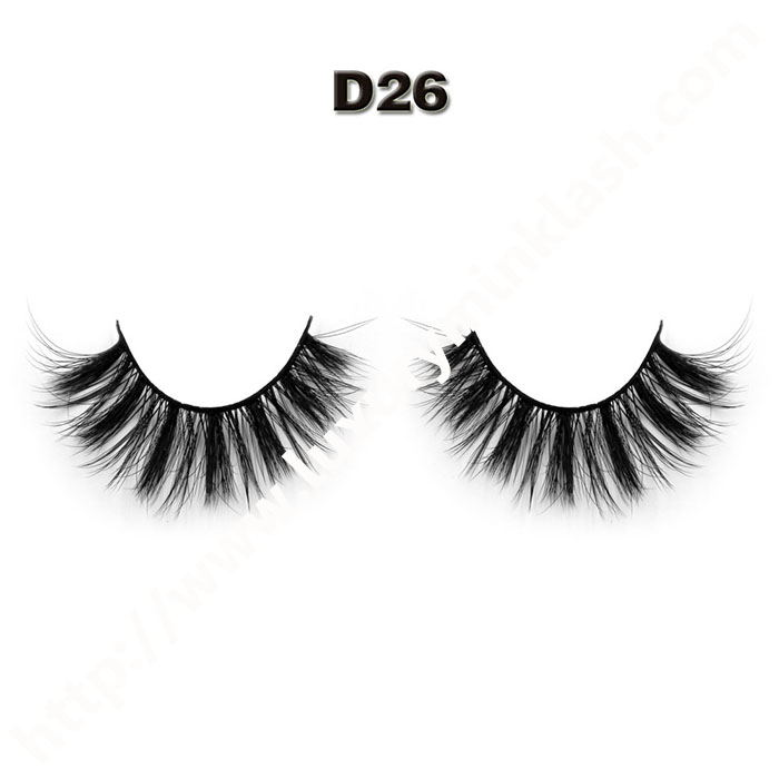 3D Velour Eyelashes wholesale-D26