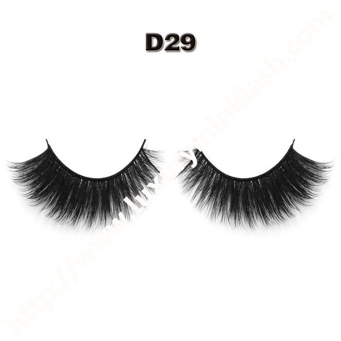 3D Velour Eyelashes wholesale-D29
