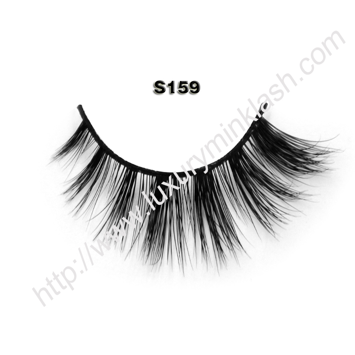 Best Faux Mink Strip Lashes S159