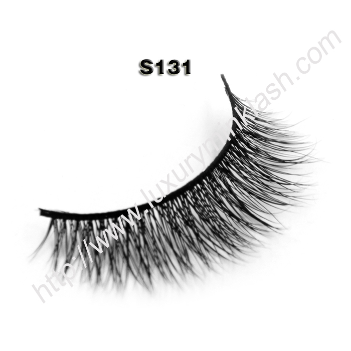 blink real mink lashes S131