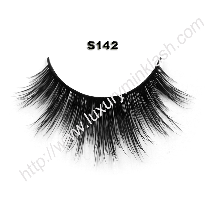 Natural mink lashes