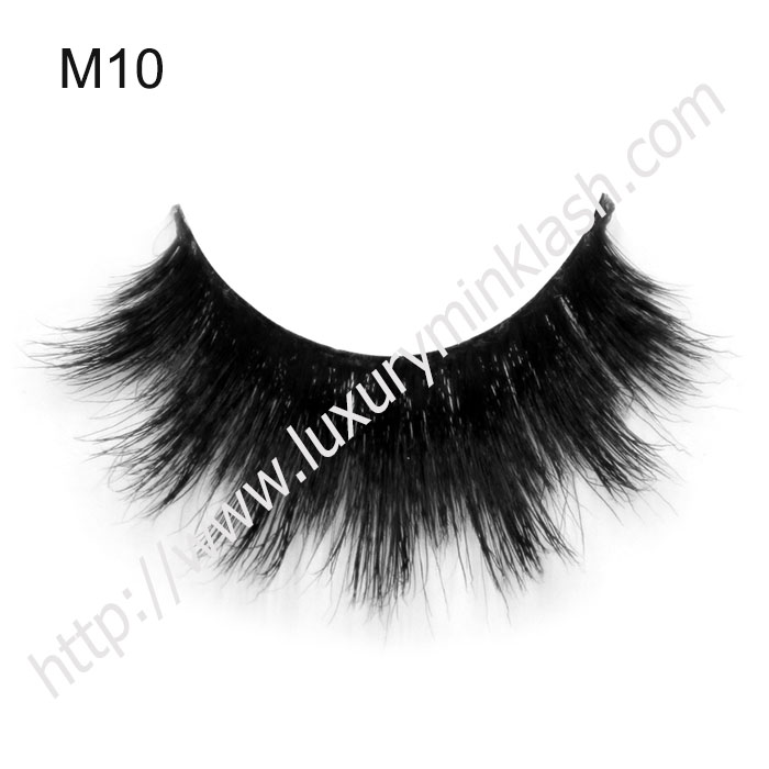 2016 Popular Curly Horse Hair Lashes