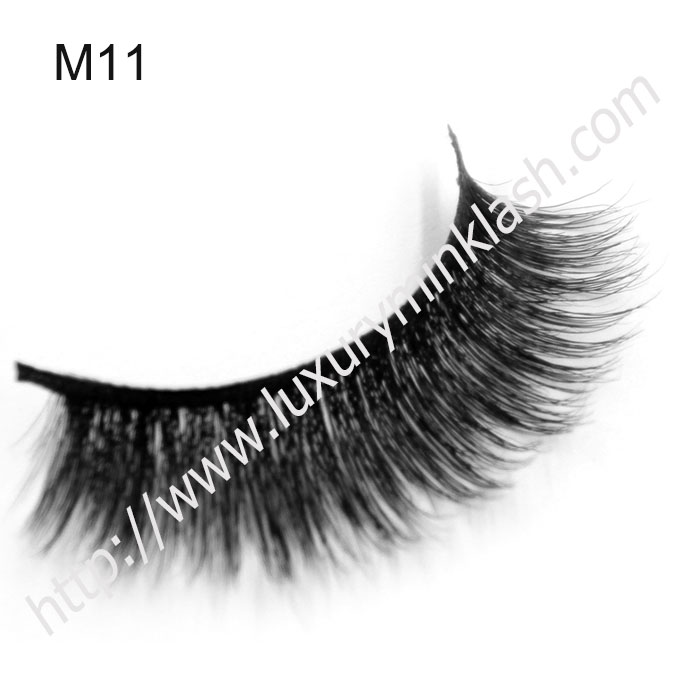 Hand Made High Quality Horse Hair Lashes