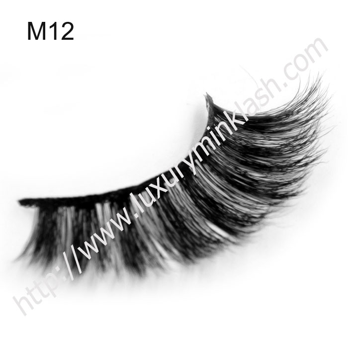 Hot Sale  Curl Horse Hair Lashes