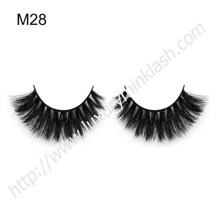 Luxury Horse Fur False Eyelashes