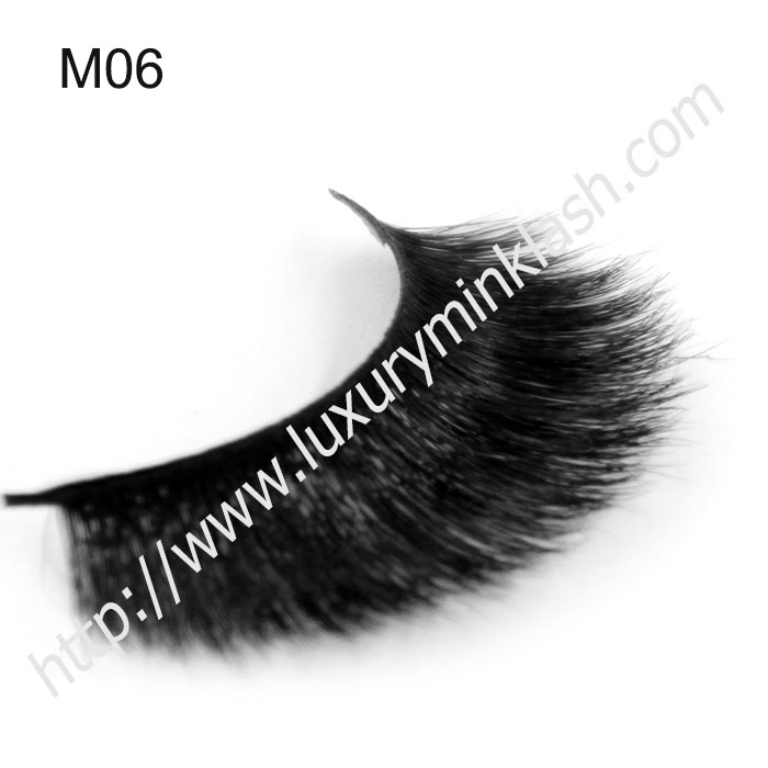 Factory Supply Horse Hair Lashes
