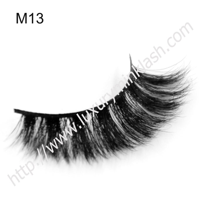 Wholesale Horse Hair Lashes With Customized Packaging