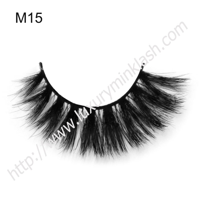 Fancy Horse Hair Eyelashes With Private Label