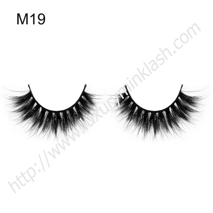 horse hair eyelashes with new style