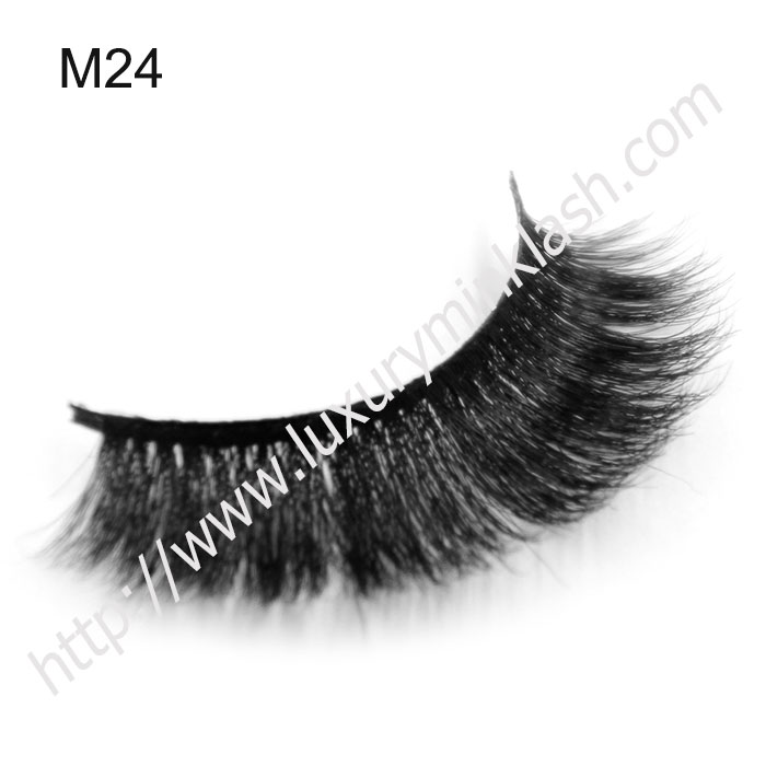 Custom Packaging Volume Horse Hair Lashes