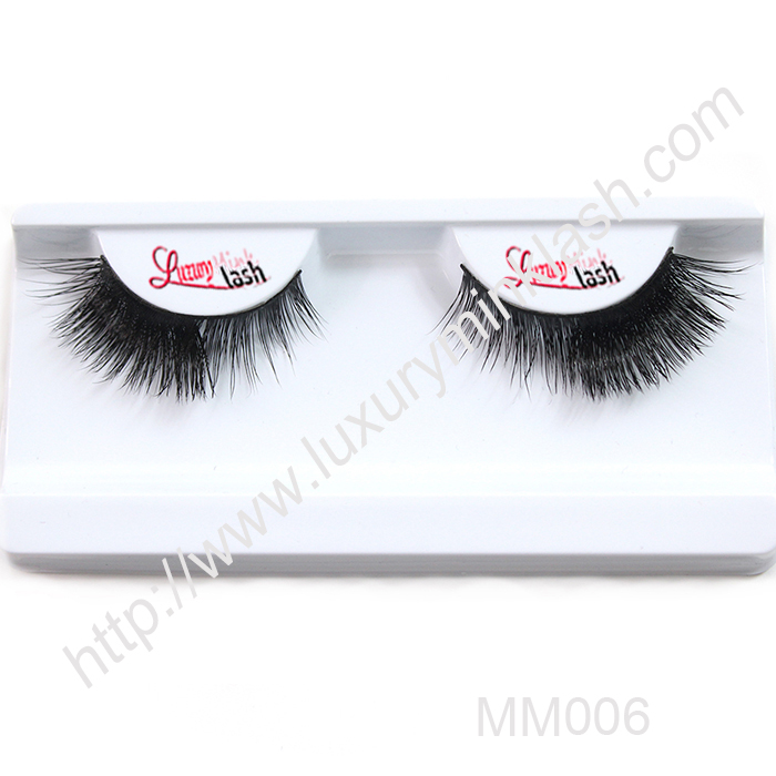 hot selling Ordinary lashes MM006