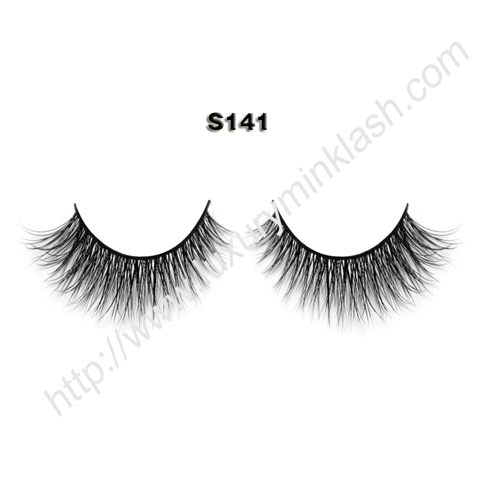 natural mink individual lashes S141