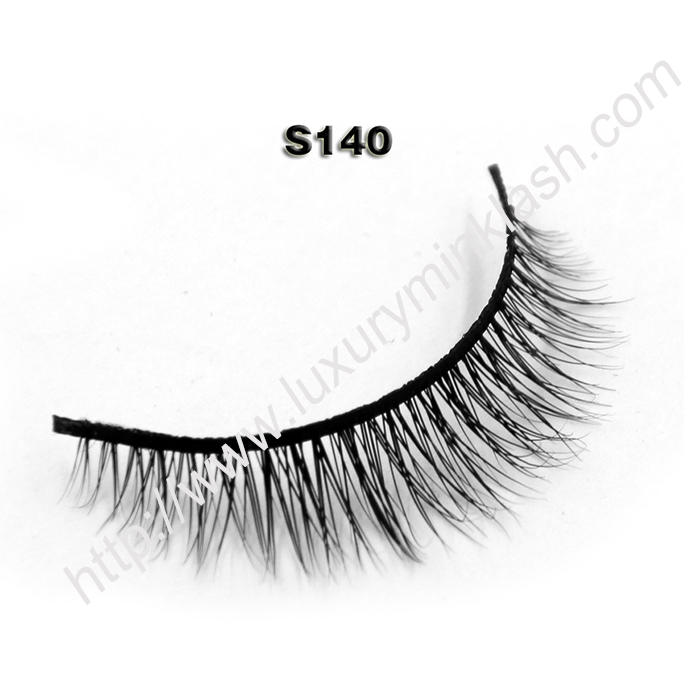natural siberian mink lashes S140