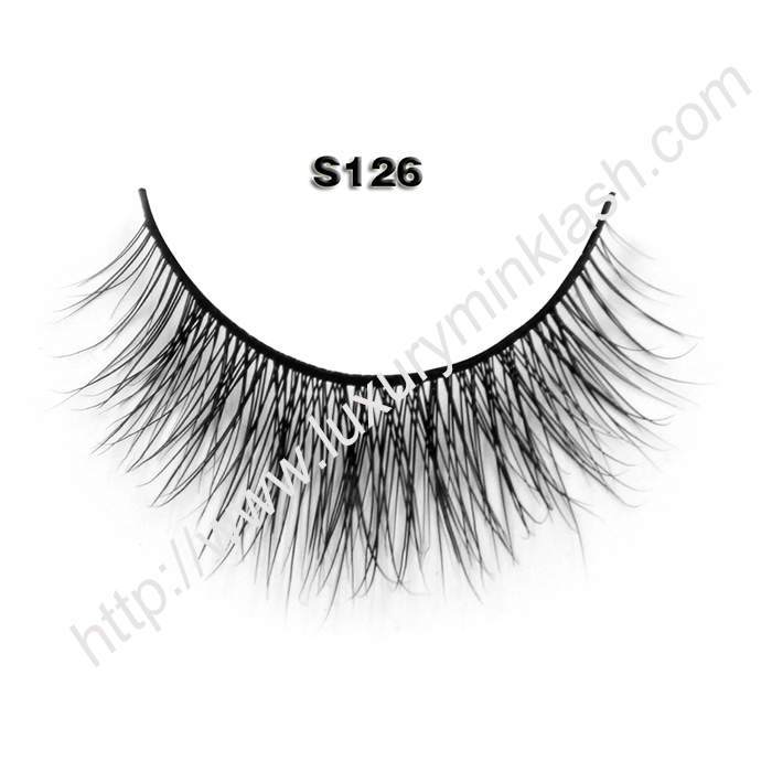 real mink lashes ebay S126