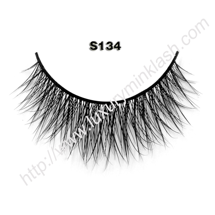 Real mink lashes