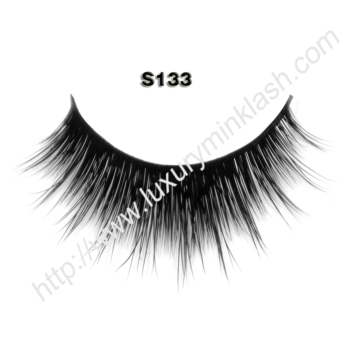 real mink lashes liverpool S133