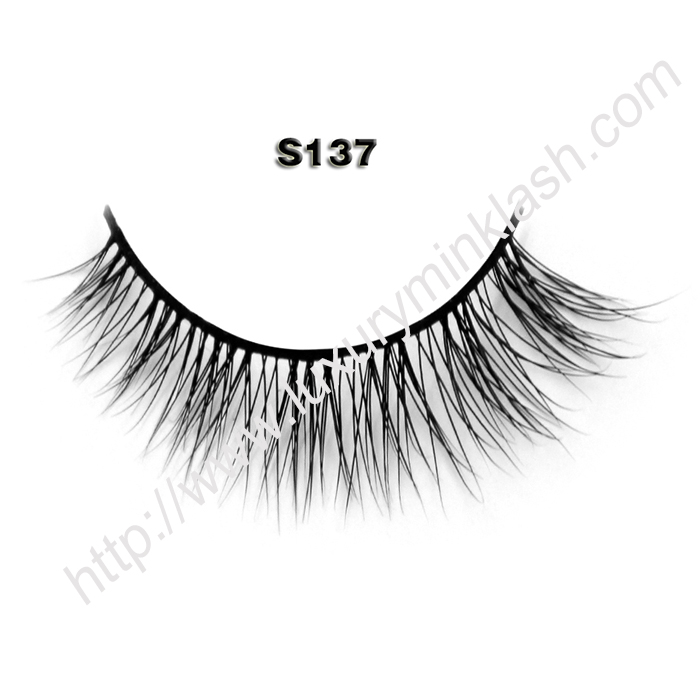 real mink lashes manufacturer S137