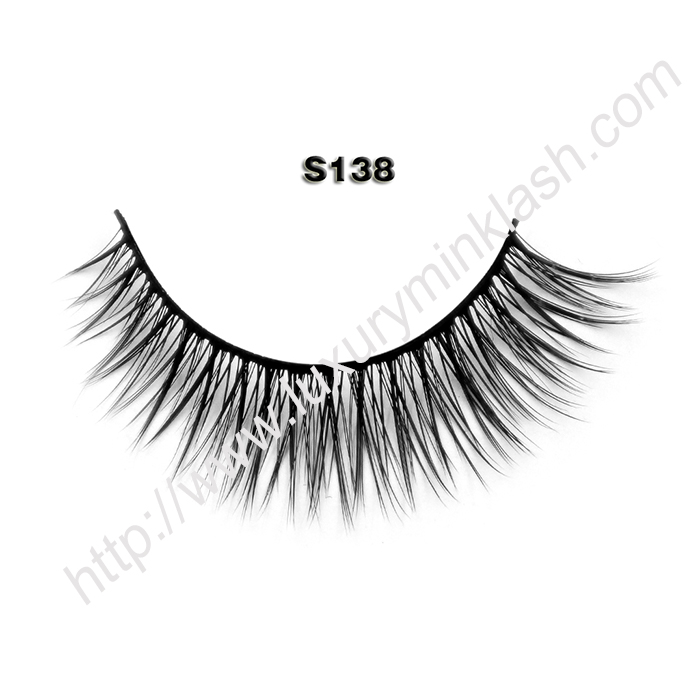 real mink lashes suppliers S138
