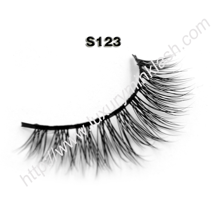 real mink lashes uk S123