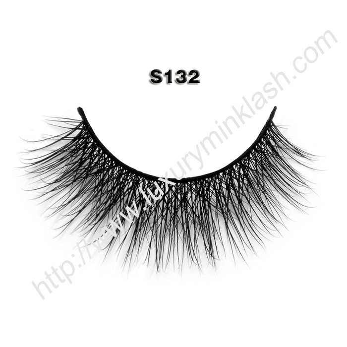 real mink lashes uk S132